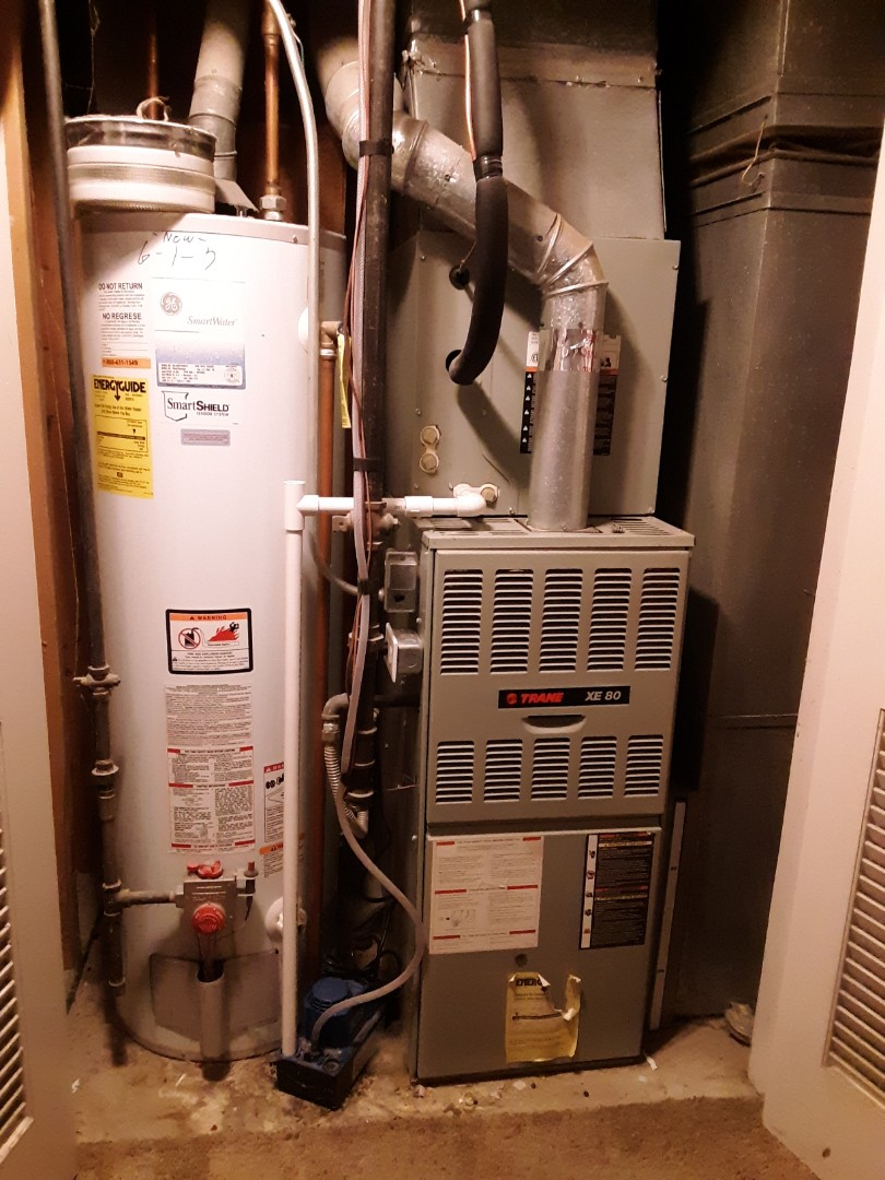 Greeley, CO - Replace Trane furnace in Greeley