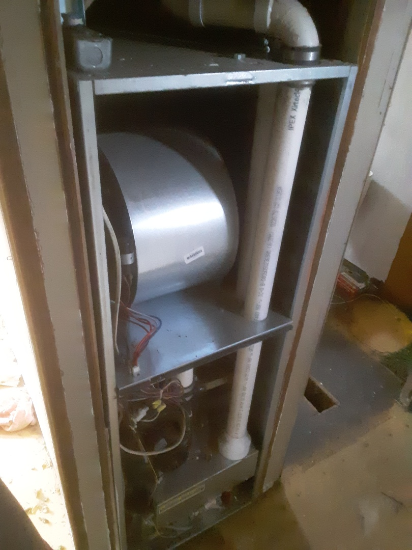 Greeley, CO - Replace mobile home furnace in Greeley