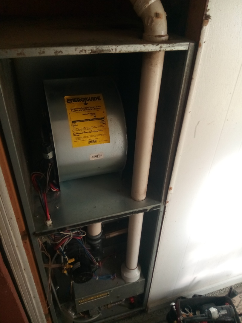 Fort Collins, CO - Replace intertherm furnace in fort Collins