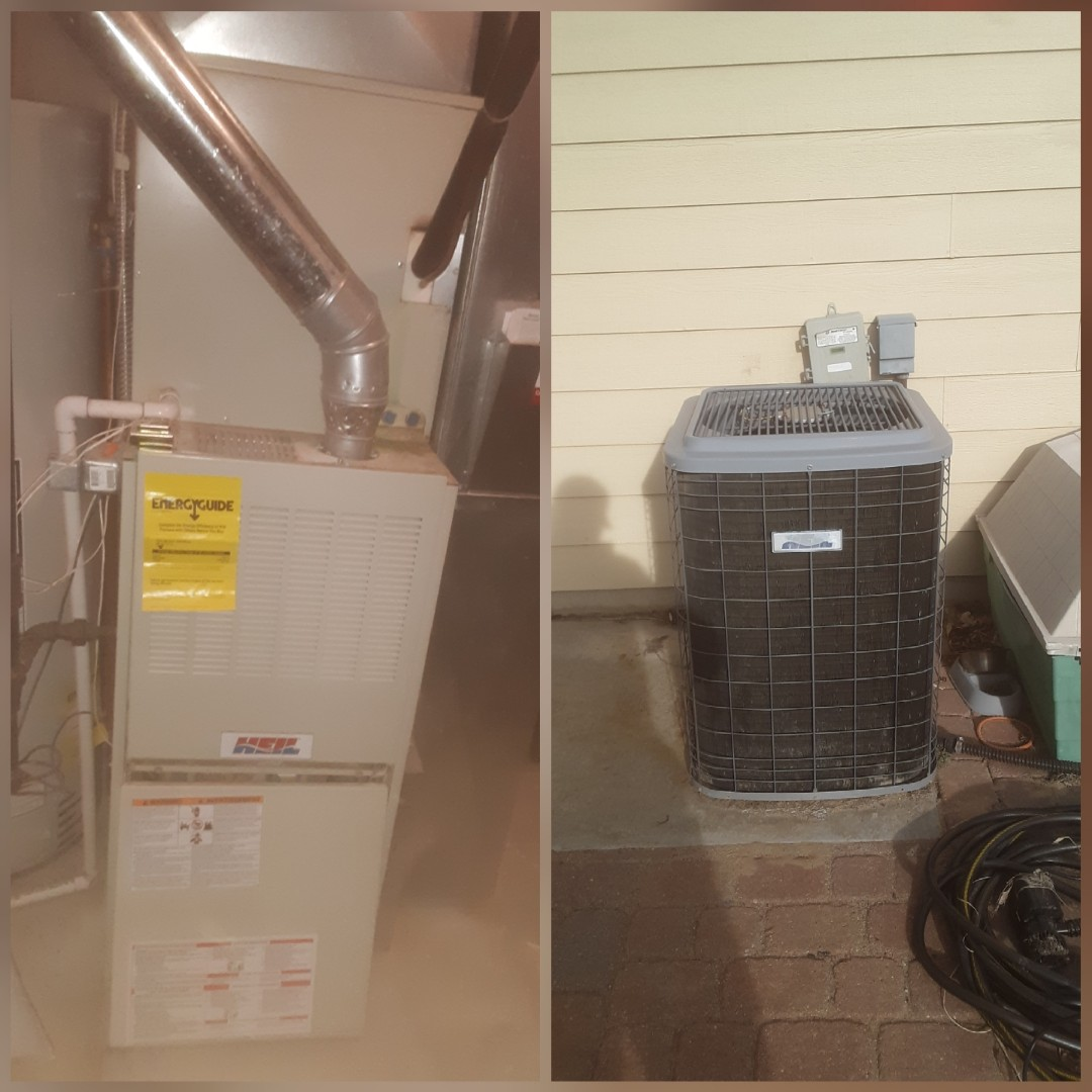 Greeley, CO - Replace Heil furnace and Heil AC in Greeley