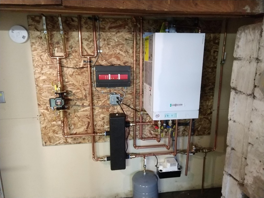 Saint Clair, MI - Water heater inspection