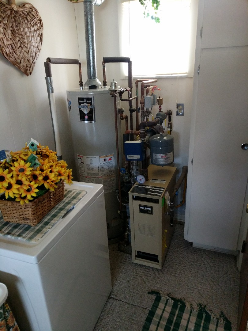 Lexington, MI - Repair Weil McLain boiler.