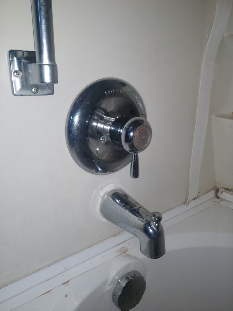 Saint Clair, MI - Plumbing finish up