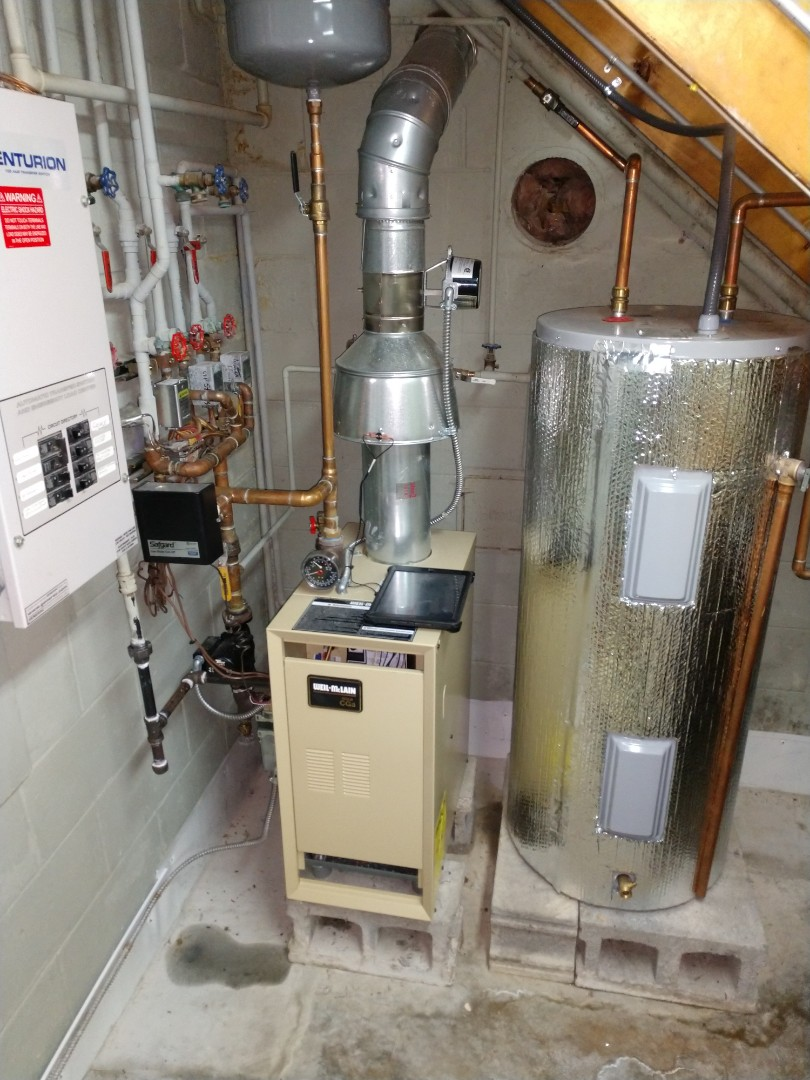 Saint Clair, MI - Weil mclain boiler repair