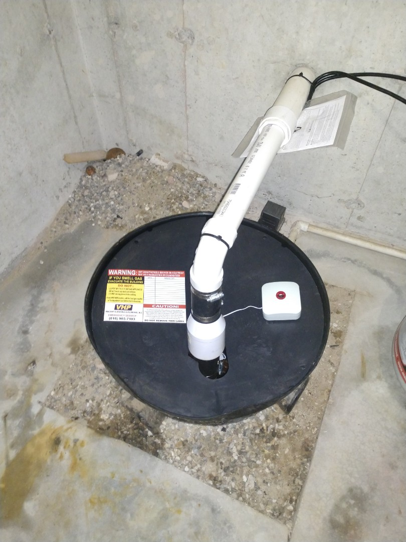 Saint Clair, MI - Sump pump repair