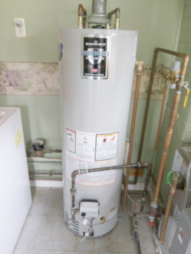 Yale, MI - Installed new 30 gallon water heater