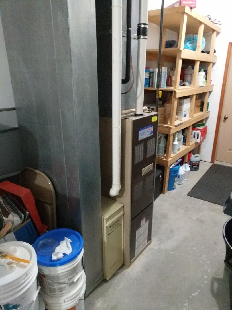 Marysville, MI - Repair Luxaire furnace.