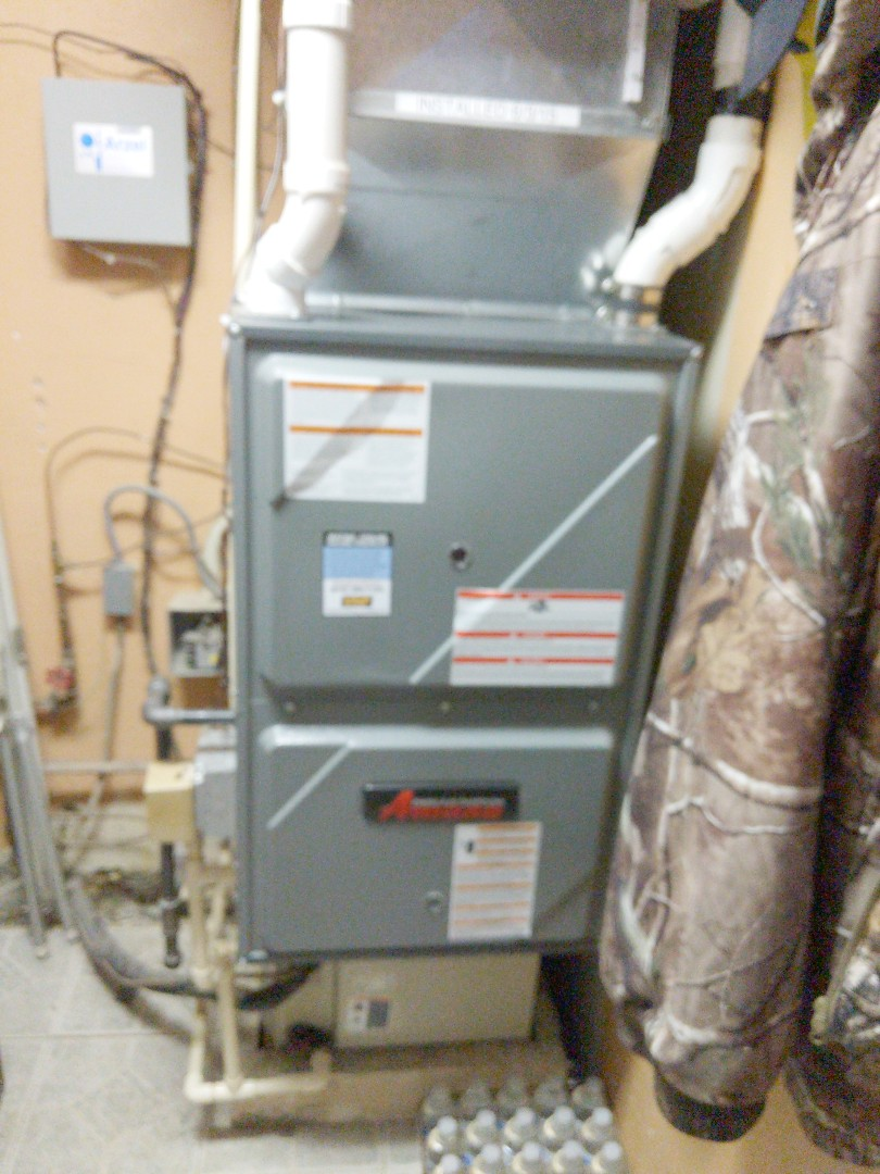 Port Huron, MI - Maintenance tune up on furnace and ac
