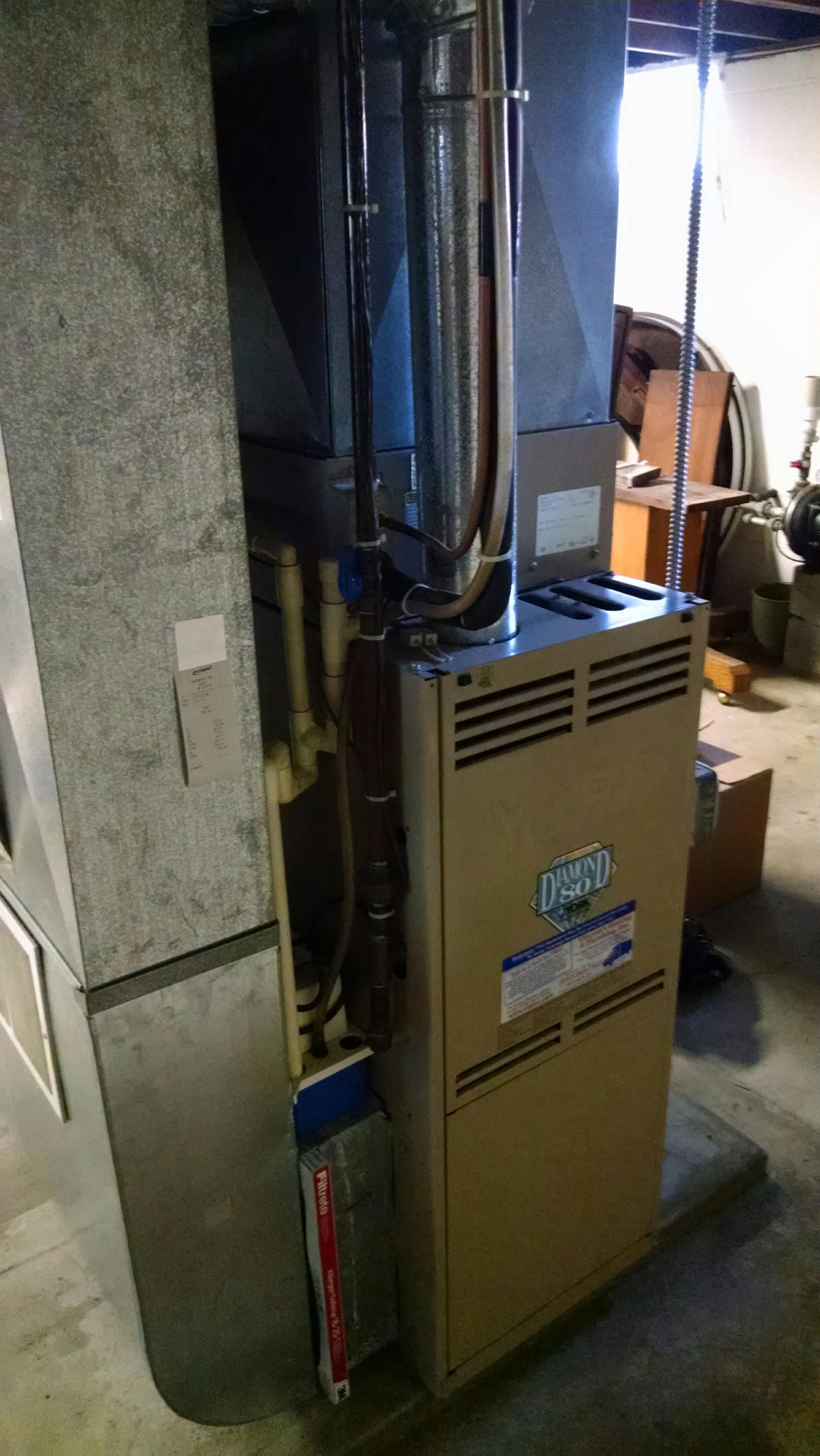 China Township, MI - York furnace tune up