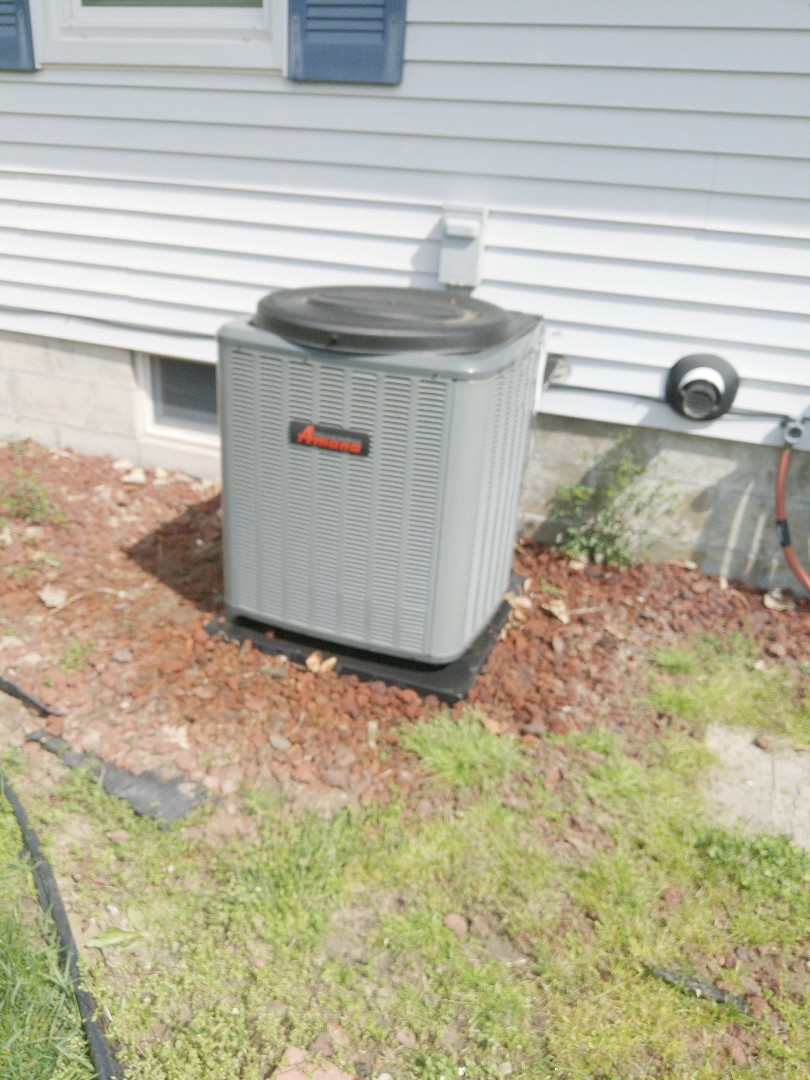Port Huron, MI - Maintenance tune up on Amana ac