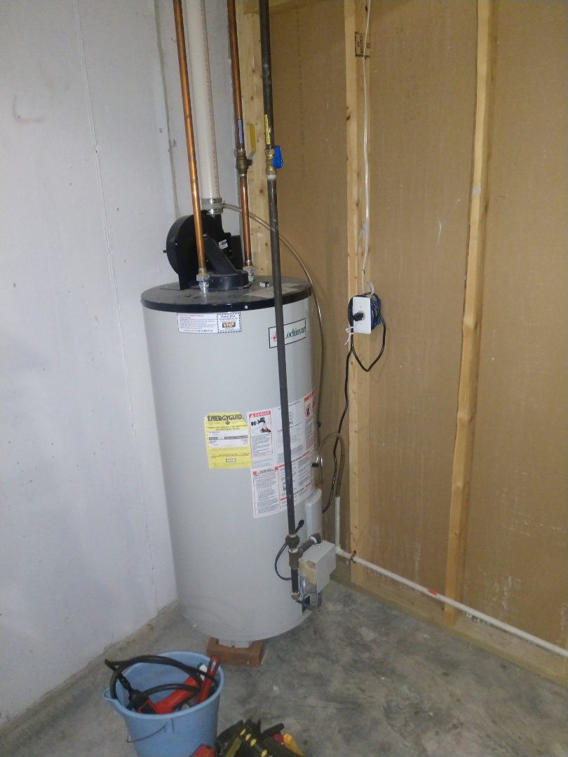 Saint Clair, MI - Water heater inspection