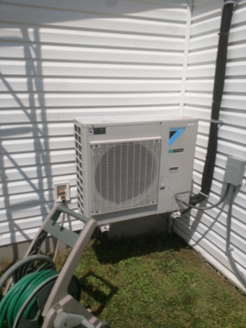Fort Gratiot Township, MI - Mini split maintenance