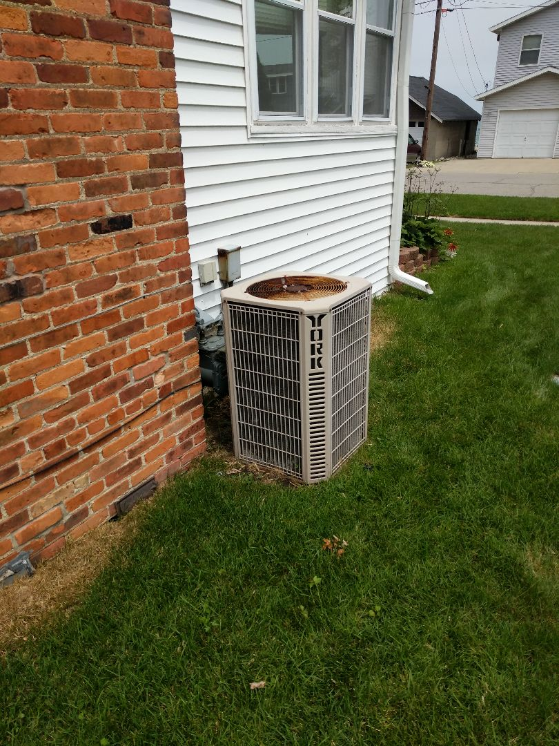 Port Huron, MI - York AC tune up and repair.