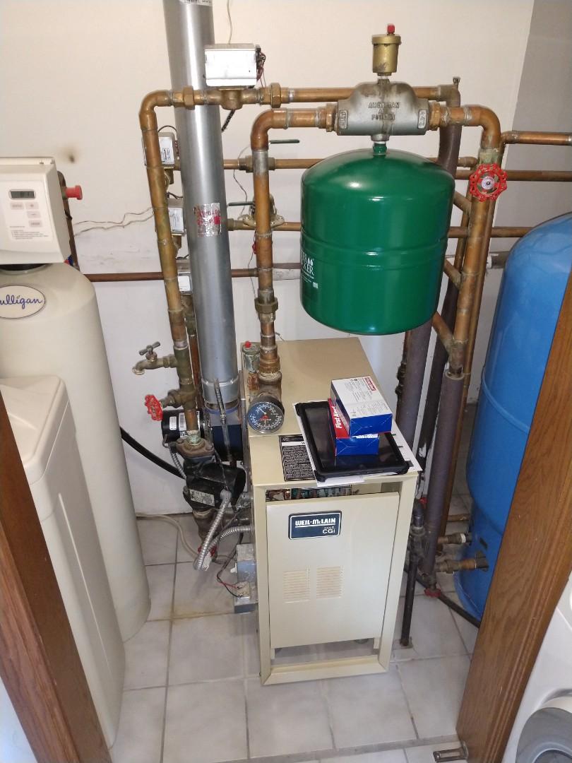 North Street, MI - Weil McLain boiler tune up