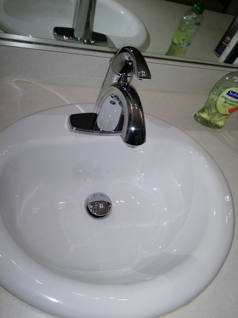 Richmond, MI - Sink and faucet replacement