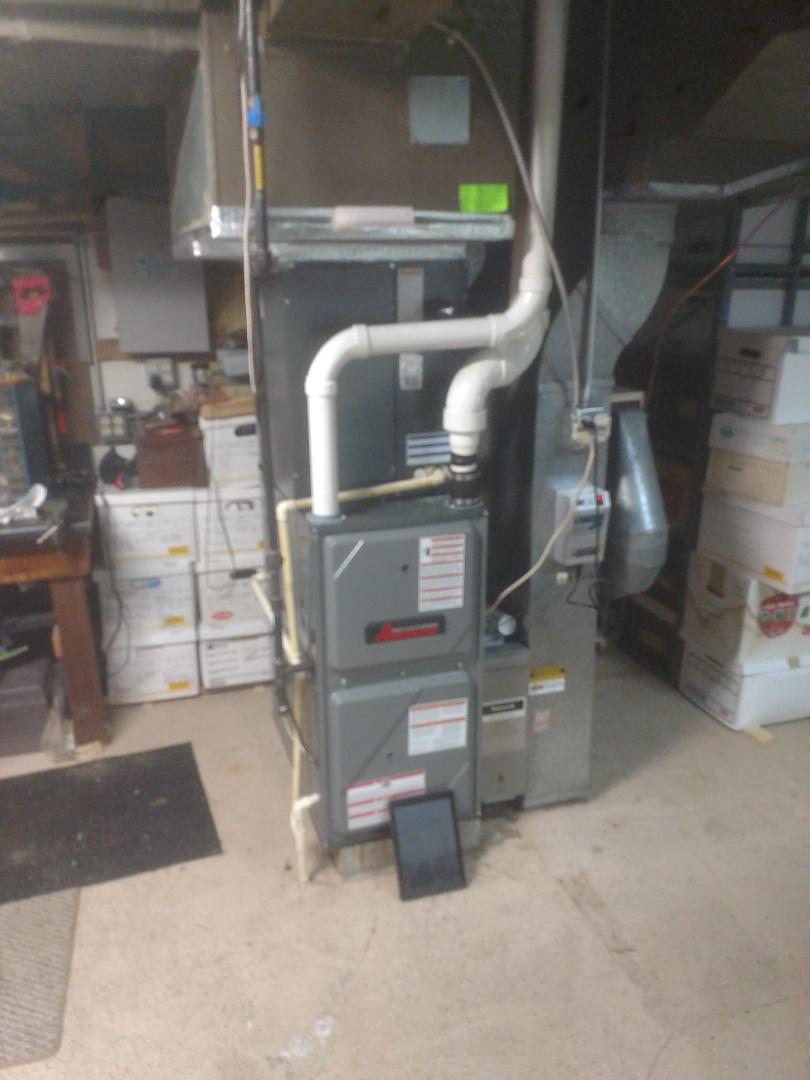 Marysville, MI - Furnace and AC maintenance