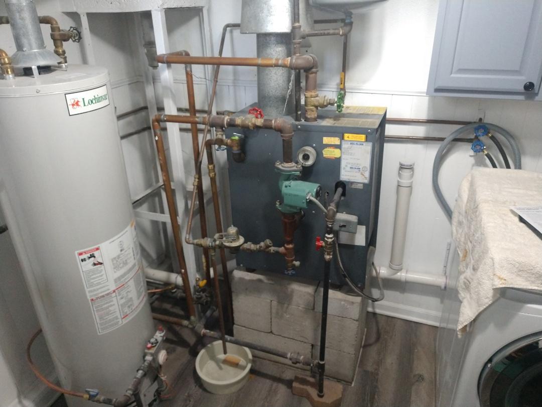 Port Huron, MI - Weil McLain Boiler repair