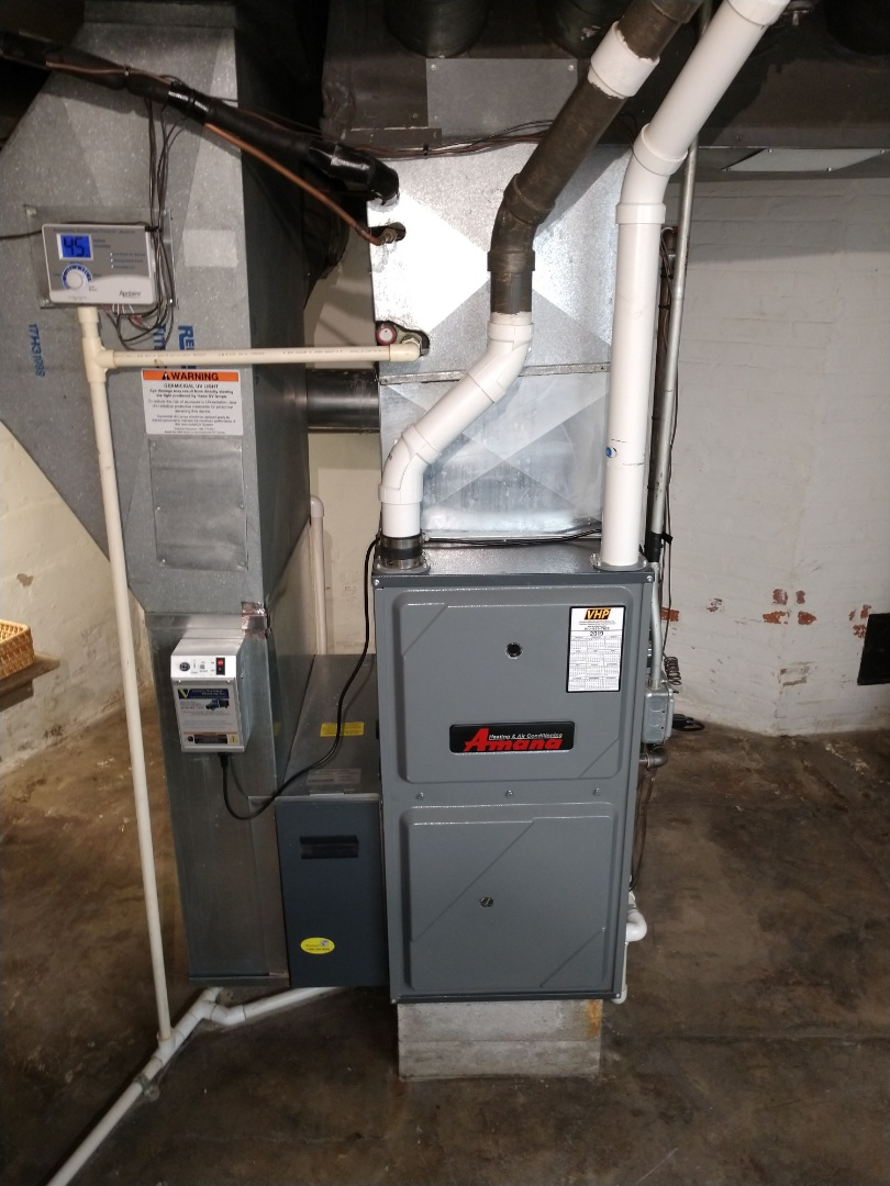 Fort Gratiot Township, MI - Amana furnace repair