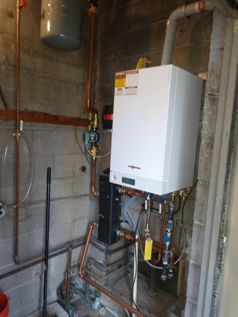 Emmett, MI - Viessmann boiler tune up