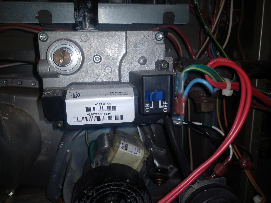 Lexington, MI - Carrier furnace tune up