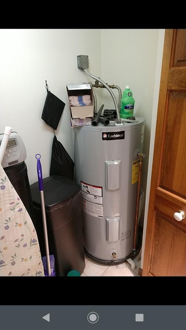 Lexington, MI - Water heater repair