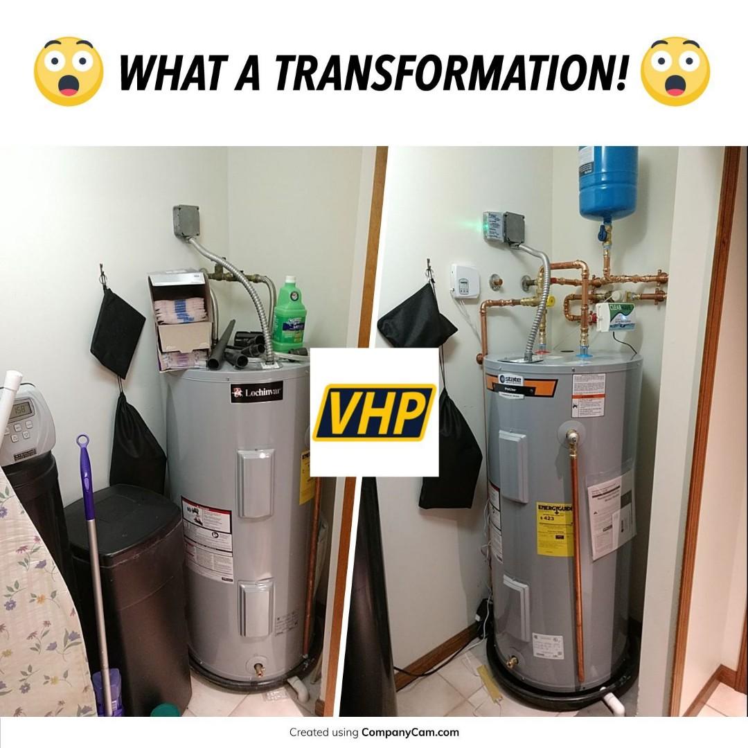 Lexington, MI - Platinum water heater replacement