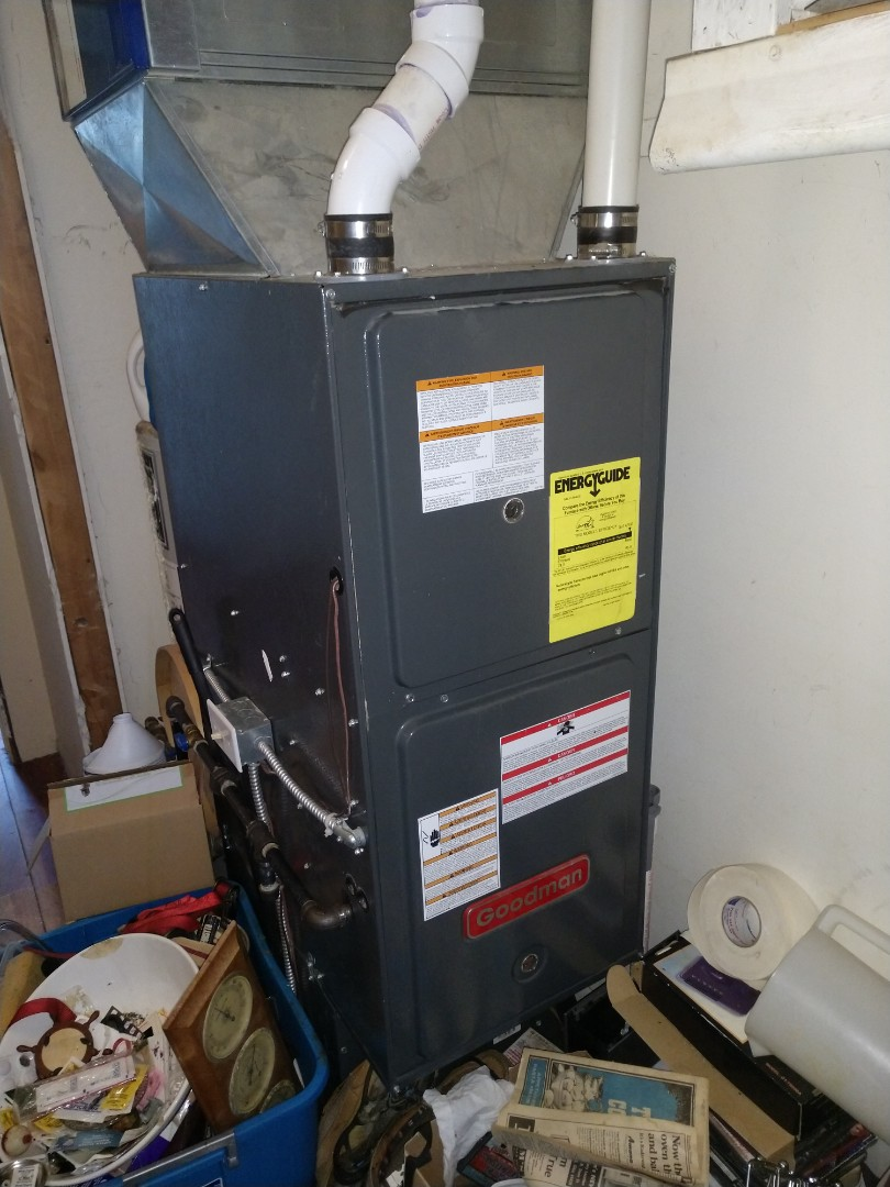 Algonac, MI - Goodman furnace repair