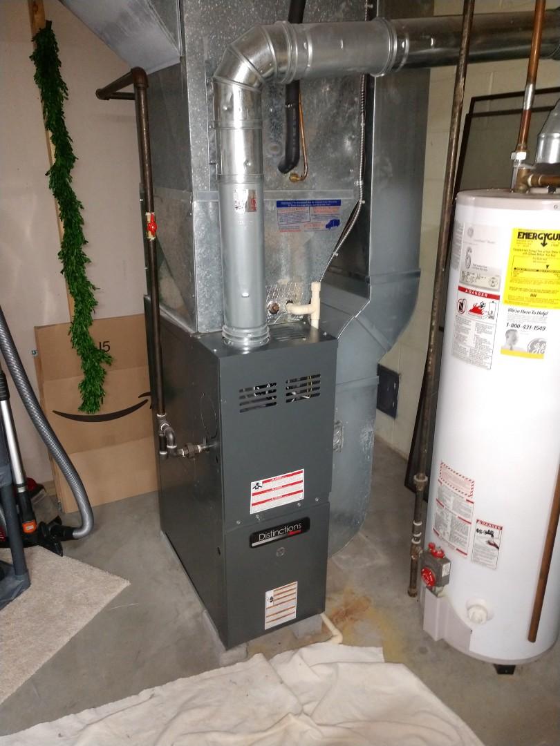 Marysville, MI - Amana furnace repair