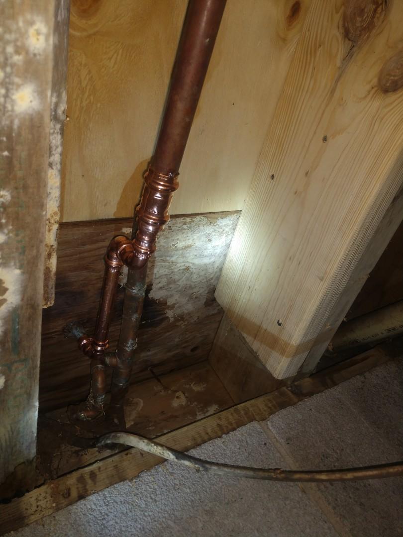 Port Huron, MI - Leak repair