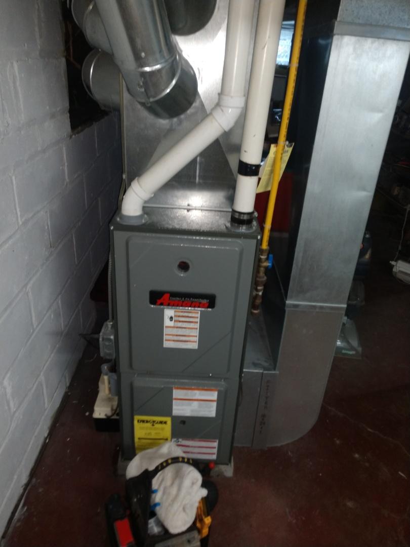 Marine City, MI - Amana furnace tune up
