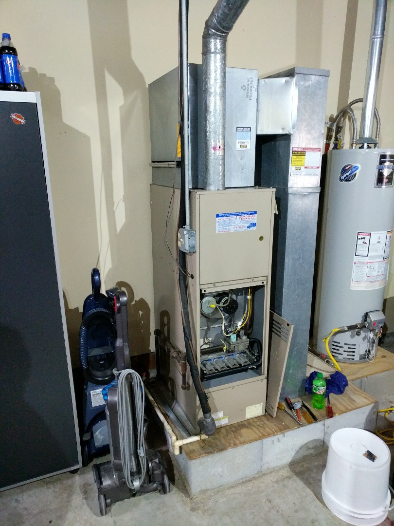 Port Huron, MI - York furnace tune up.