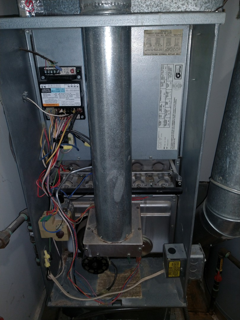 Smiths Creek, MI - Coleman furnace repair