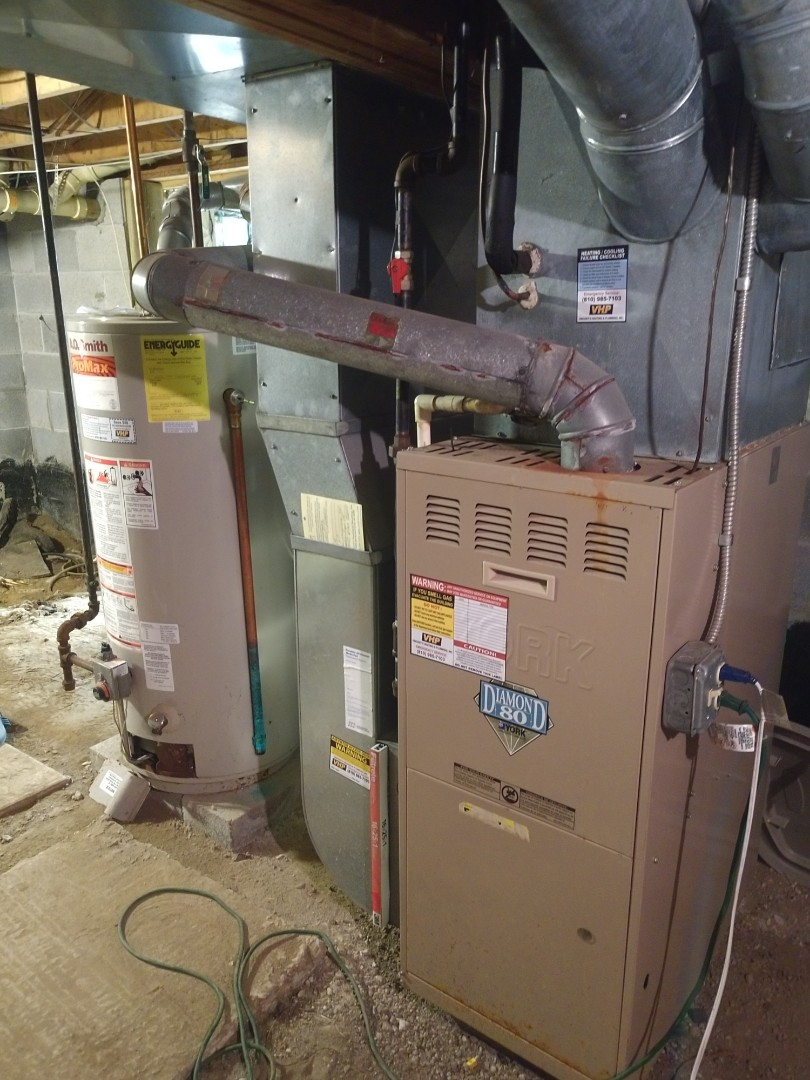 Saint Clair, MI - York furnace repair