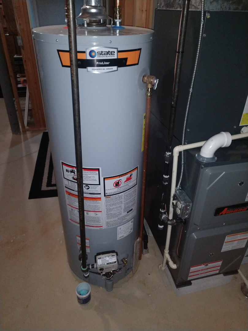 Fort Gratiot Township, MI - State water heater maintenance