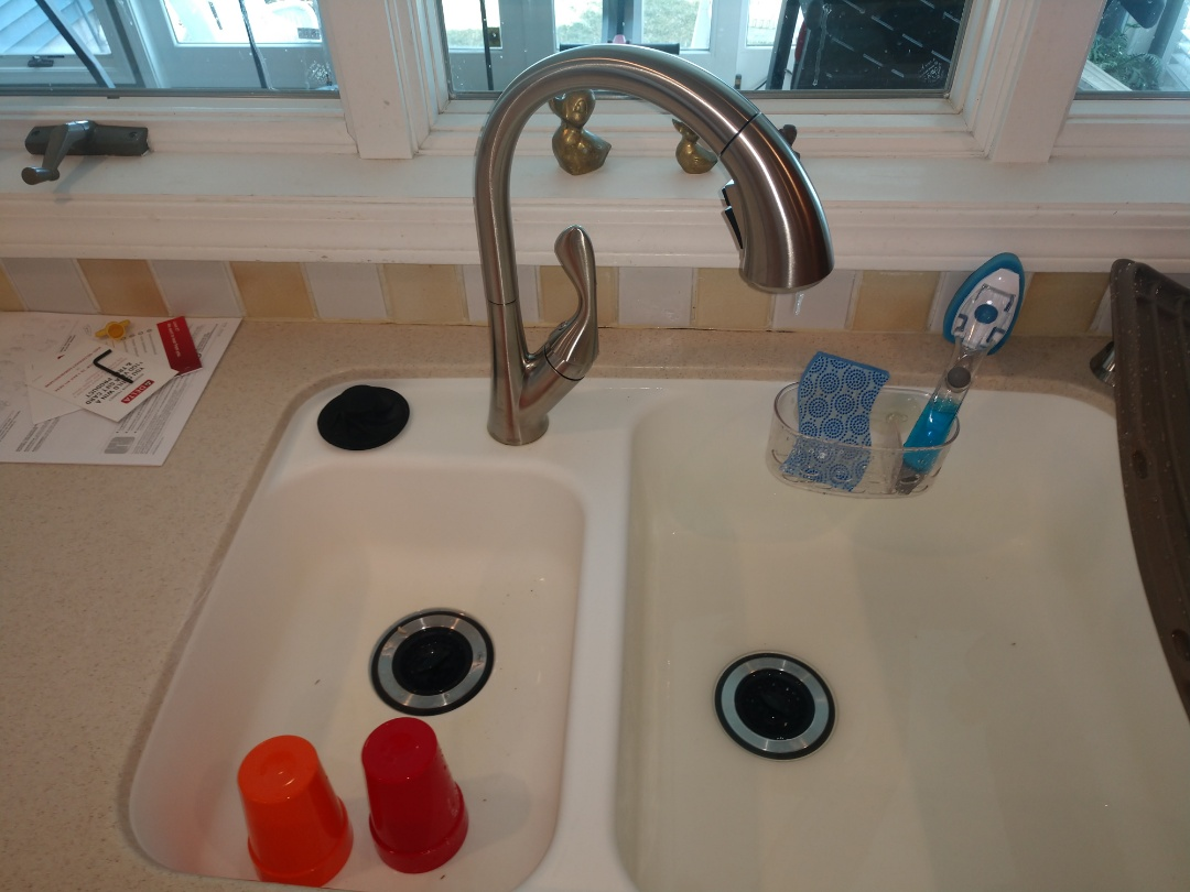 Fort Gratiot Township, MI - Delta faucet replacement
