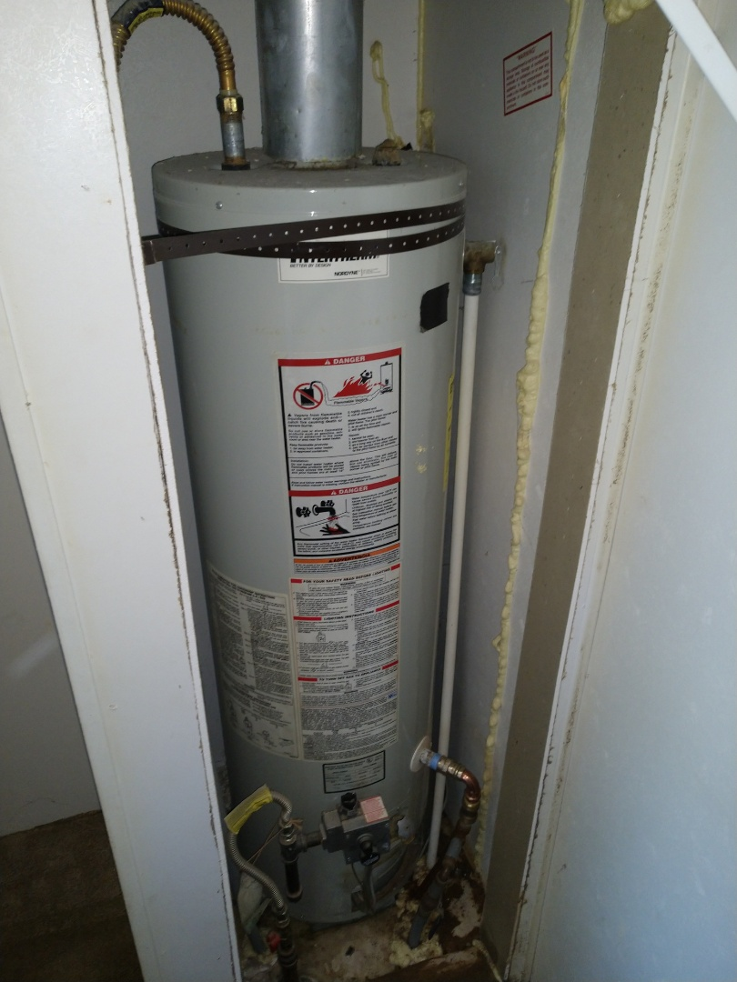 Croswell, MI - Intertherm water heater repair