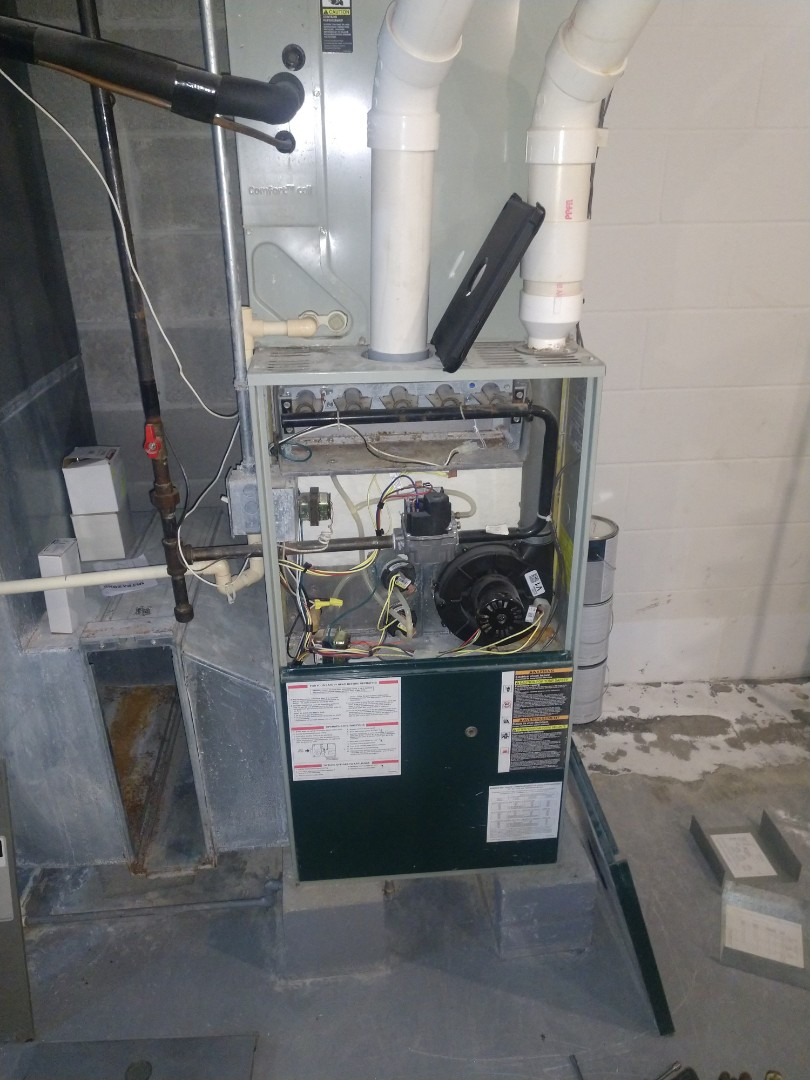 Saint Clair, MI - American standard furnace repair