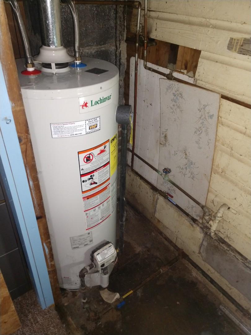 Smiths Creek, MI - Water heater maintenance