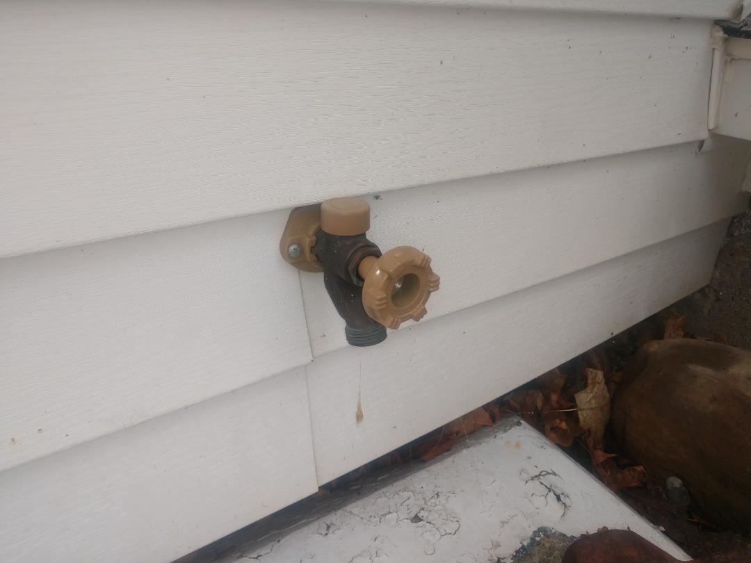 Fort Gratiot Township, MI - Outside faucet repair