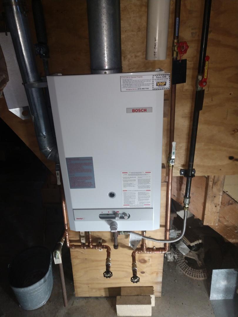 Marine City, MI - Tankless water heater maintenance