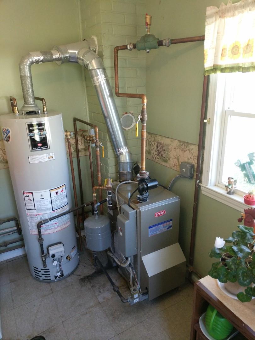 Yale, MI - Repair Bryant boiler.