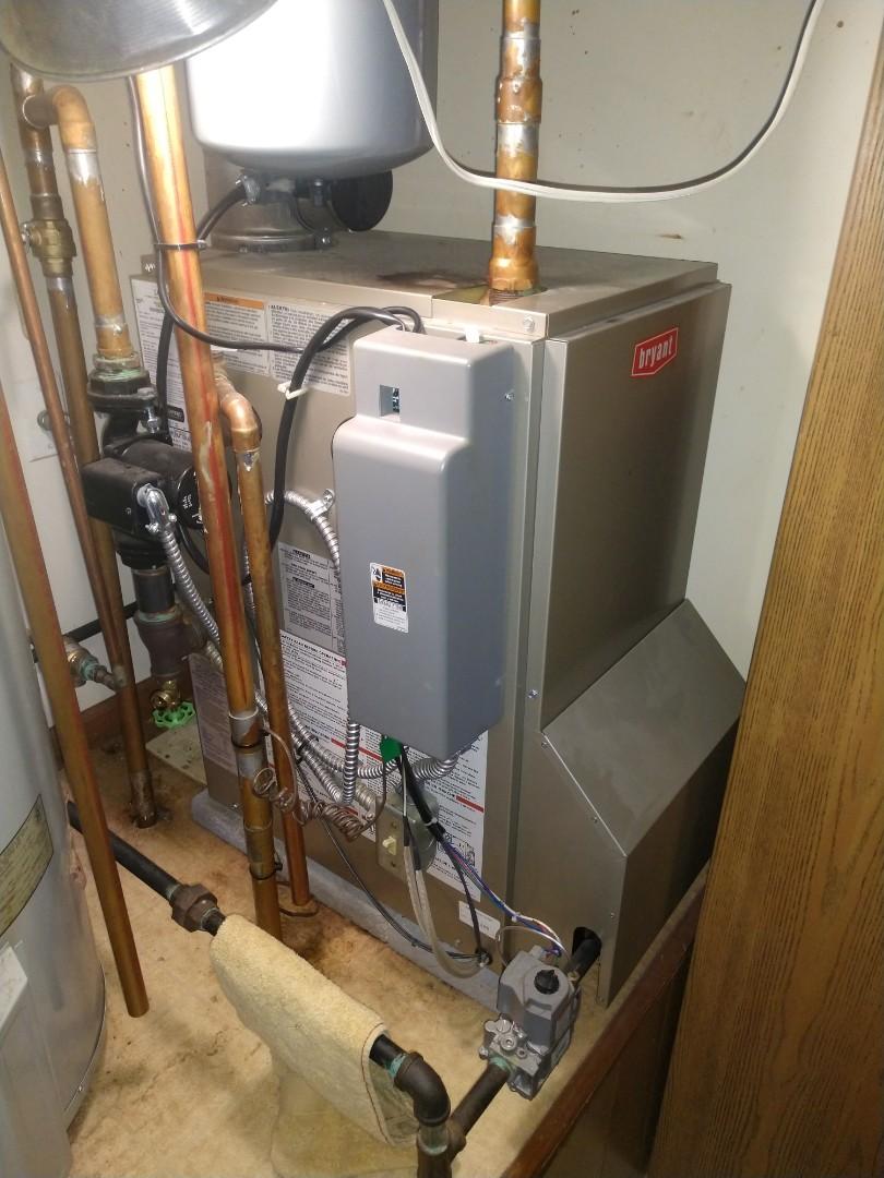North Street, MI - Bryant boiler repair