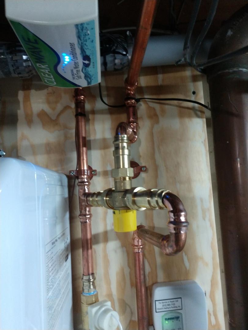 East China, MI - Viessmann boiler repair