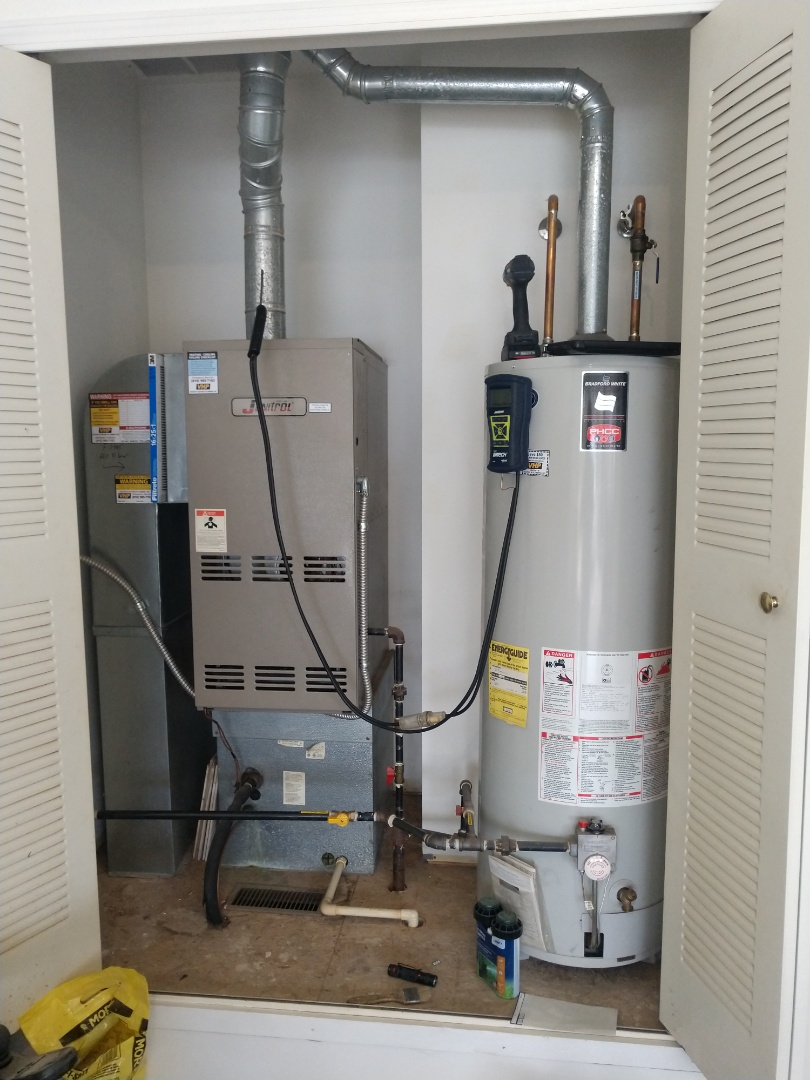 Clay Township, MI - Janitrol Furnace tune up