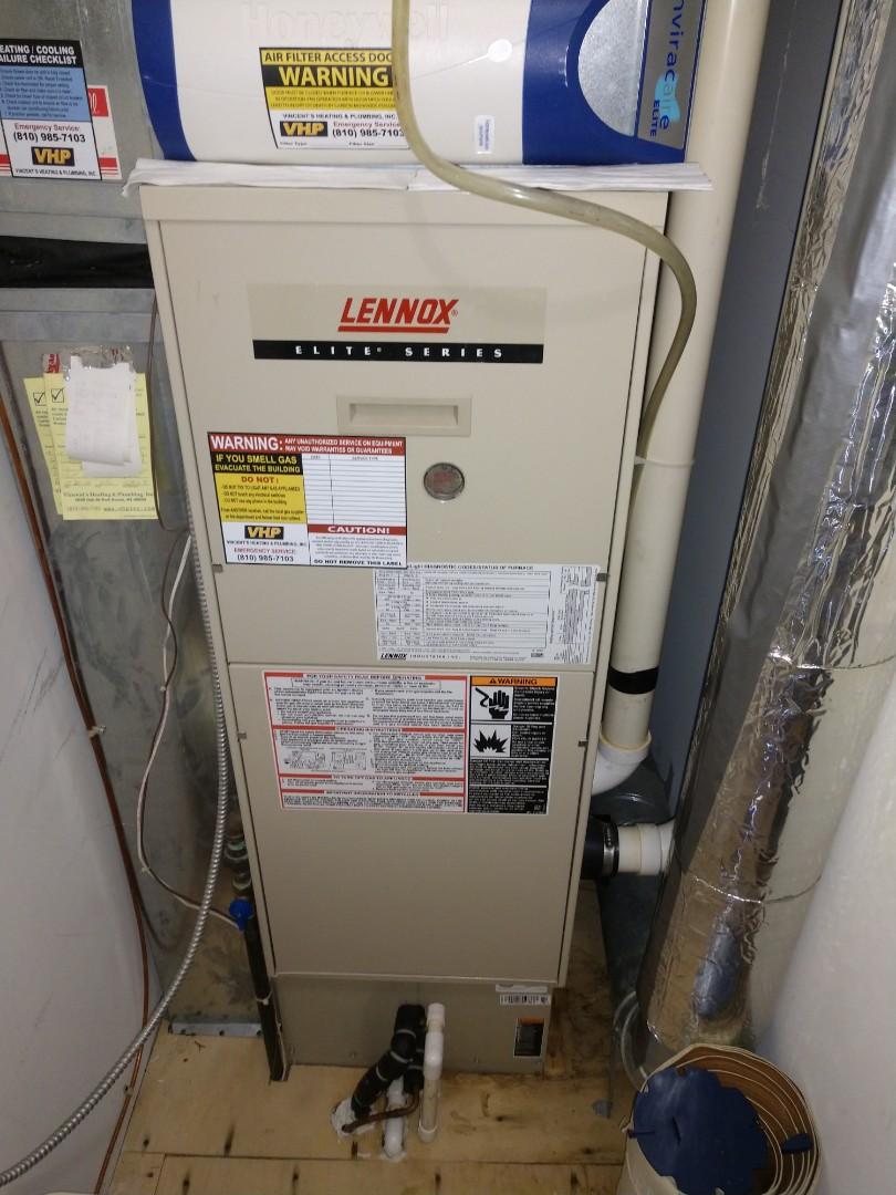 Lexington, MI - Humidifier repair