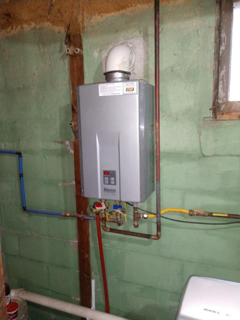 Croswell, MI - Rinnai tankless Water heater maintenance