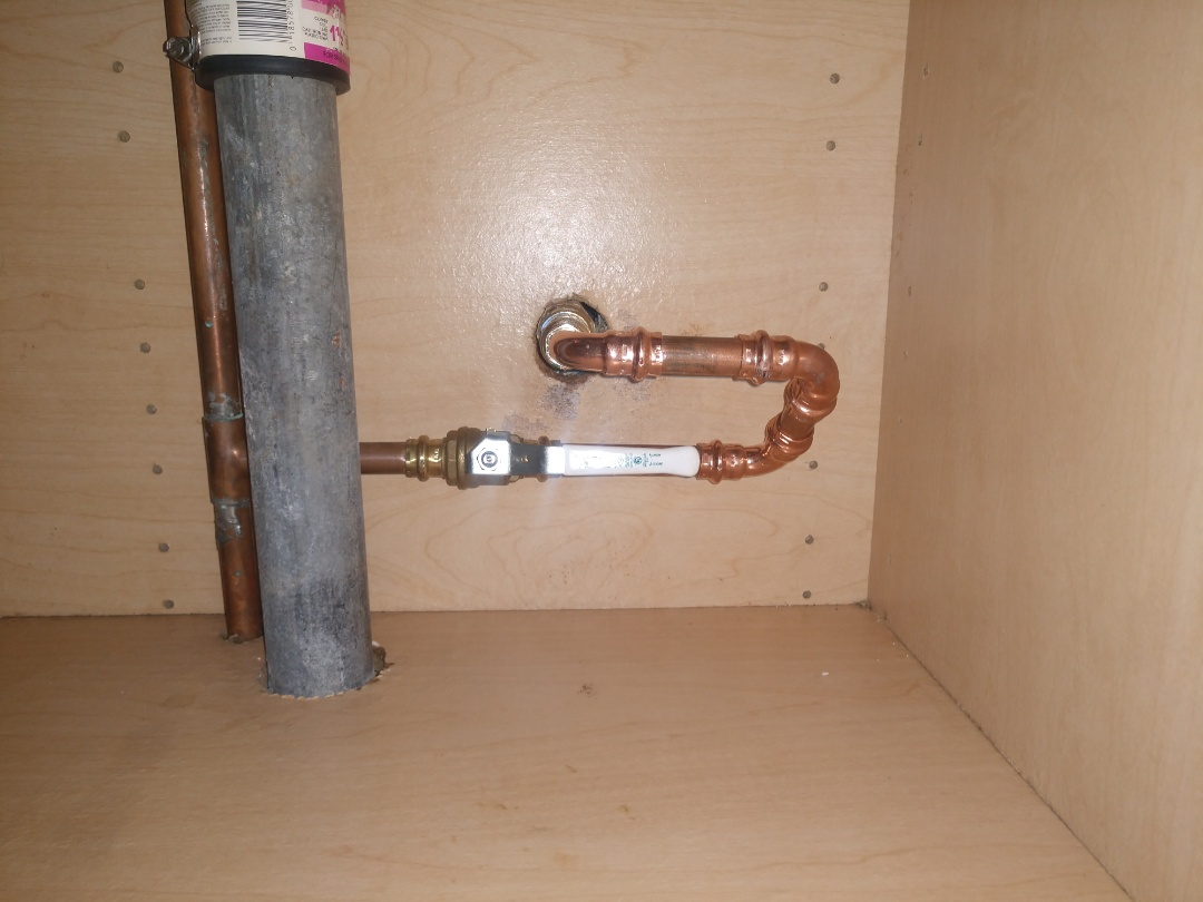 Lexington, MI - Outside faucet repair