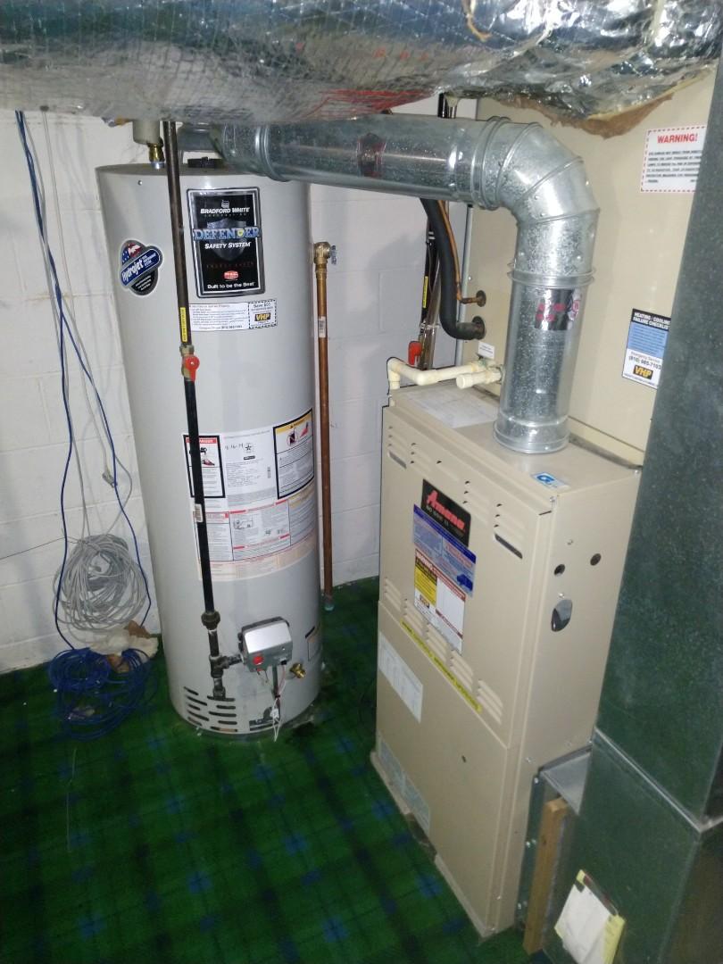 Croswell, MI - Water heater maintenance