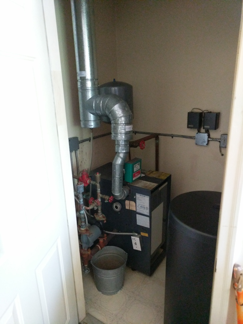 Lexington, MI - Quote new boiler.