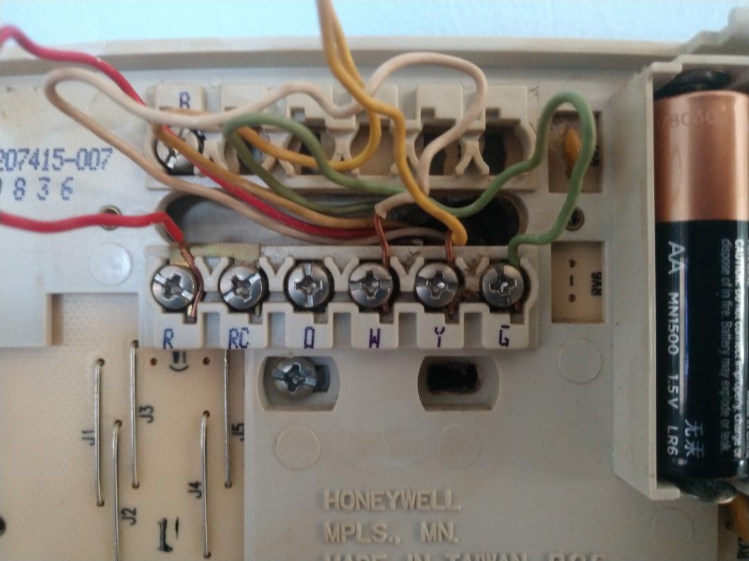 Kimball, MI - Thermostat repair